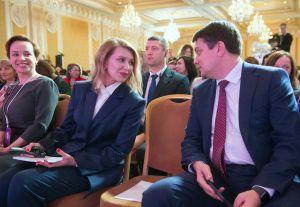 Голова Парламенту України Дмитро Разумков відкрив першу дискусійну платформу: «Гендерний вимір реформ в Україні.