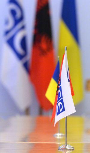 Председатель Верховной Рады Украины Дмитрий Разумков встретился с Премьер-министром, министром европейских и иностранных дел Республики Албания, действующим председателем ОБСЕ Эдди Рамой