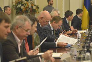 Засідання під головуванням керівника МФО Шахова Сергія  щодо стану локомотивного господарства, екологічної та техногенної безпеки на об'єктах AT «Укрзалізниця».