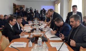 Засідання Комітету Верховної Ради України з питань національної безпеки, оборони та розвідки