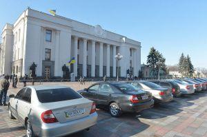 Верховная Рада Украины передает медикам Киева еще 25 автомобилей