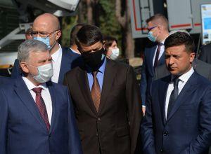Голова Верховної Ради України взяв участь в урочистих заходах з нагоди Дня воєнної розвідки України