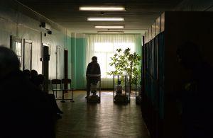 Місцеві вибори в Україні. Київ. Виборчі дільниці № 800103, 800100.