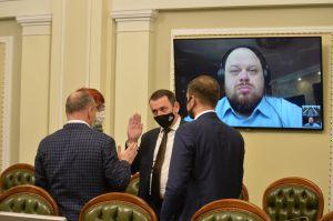 Засідання Погоджувальної ради депутатських фракцій (депутатських груп) Верховної Ради України 30 листопада