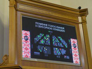 Пленарне засідання Верховної Ради України 2 березня.