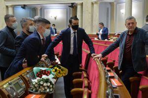 Пленарне засідання Верховної Ради України 5 березня.