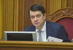 Пленарное заседание Верховной Рады Украины 17 марта.