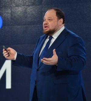 Первый заместитель Председателя Верховной Рады Украины Руслан Стефачук принял участие во Всеукраинском форуме «Украина 30. Образование и наука»