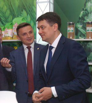 Председатель Верховной Рады Дмитрий Разумков принял участие в работе Форума
