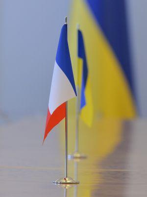 Заместитель Председателя Верховной Рады Украины Елена Кондратюк провела рабочую встречу с парламентской делегацией Французской Республики