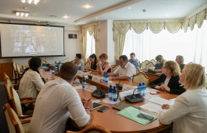 Комитет Верховной Рады Украины по вопросам гуманитарной и информационной политики провел в формате видеоконференции слушания на тему: «Чтение как жизненная стратегия»
