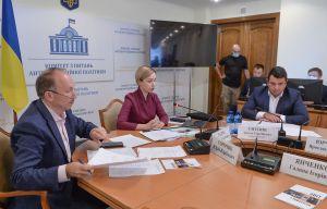 Заседание Комитета Верховной Рады Украины по вопросам антикоррупционной политики